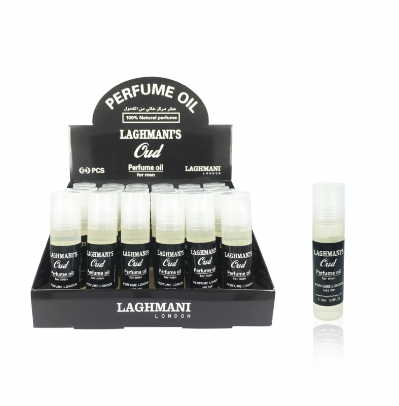 Laghmani's Oud FP8169 e16ml Perfume Oil 48 pieces